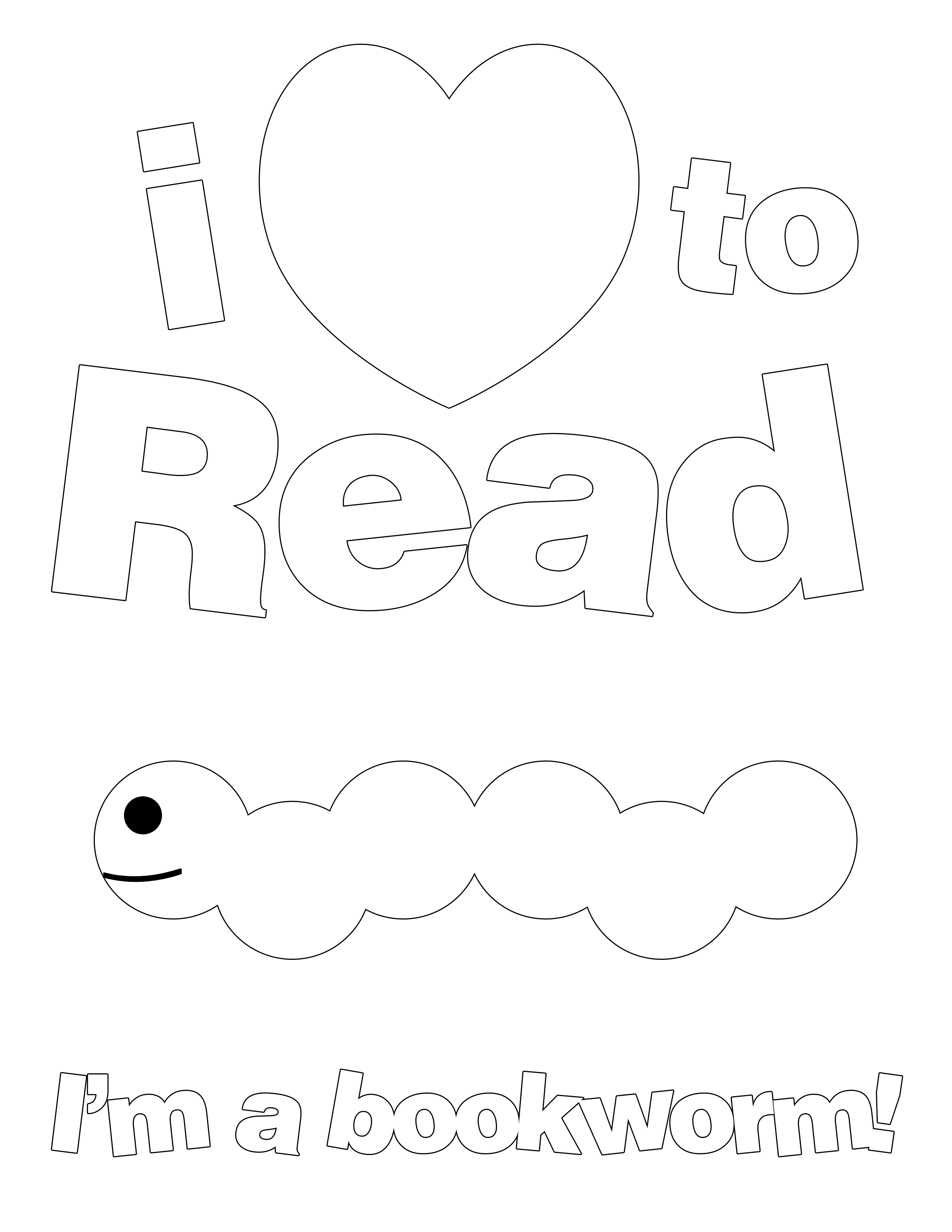 happy i love to read month vista view parent teacher organization